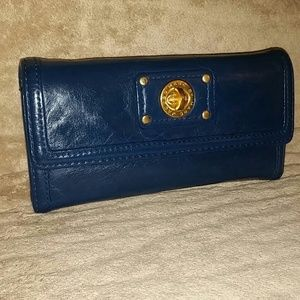 Marc Jacobs Totally turnlock trifold wallet